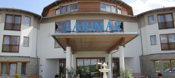 Brotlos im Hotel Therme Larimar