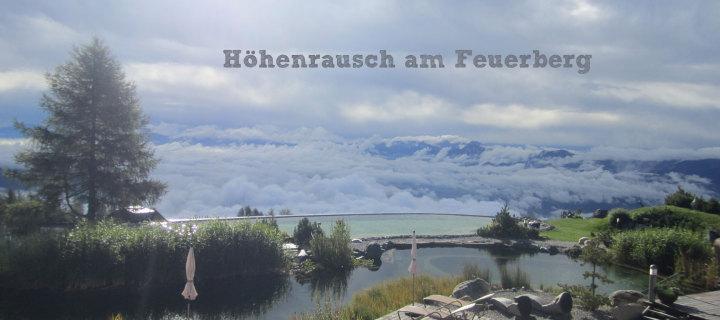 Höhenrausch am Feuerberg