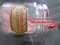 Tutorial: Erdbeer-Tonerde Enzymmaske