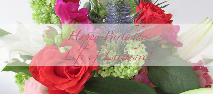 Happy Birthday Life of Larimare