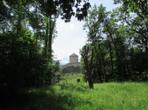 Auf dem Mönchsberg