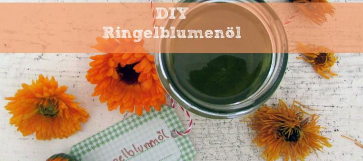 DIY – Ringelblumenöl