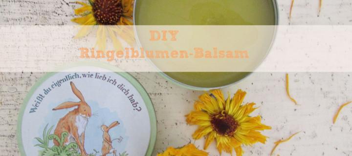 DIY – Ringelblumenbalsam