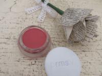 Erröten mit rms beauty: lip2cheek im Test