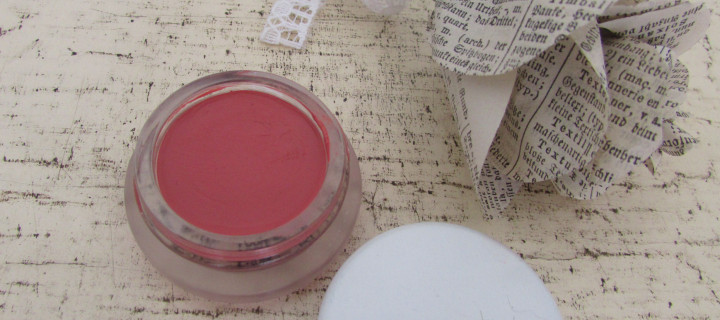 Erröten mit rms beauty: lip2cheek im Test