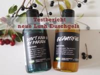 Testbericht: neue Lush Duschgels