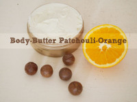 DIY – Body-Butter Patchouli-Orange