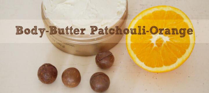 DIY – Body-Butter Patchouli-Orange