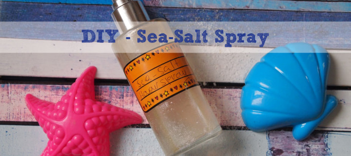 DIY – Sea-Salt Spray