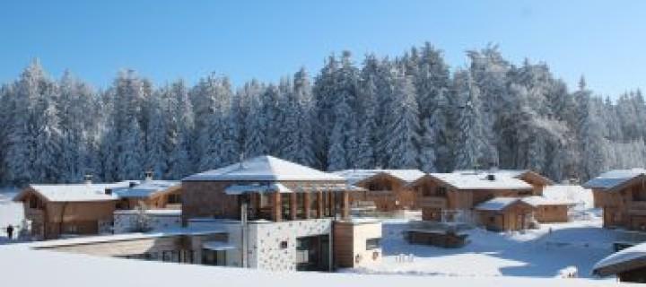 Winterwonderland im INNsholz