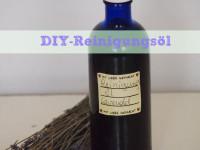 DIY – Reinigungsöl Lavendel