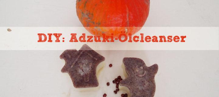 DIY: Adzuki-Ölcleanser