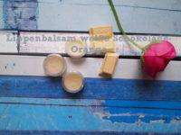 DIY: Lippenbalsam weiße Schokolade-Orange