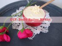 DIY: Body Butter Kokos